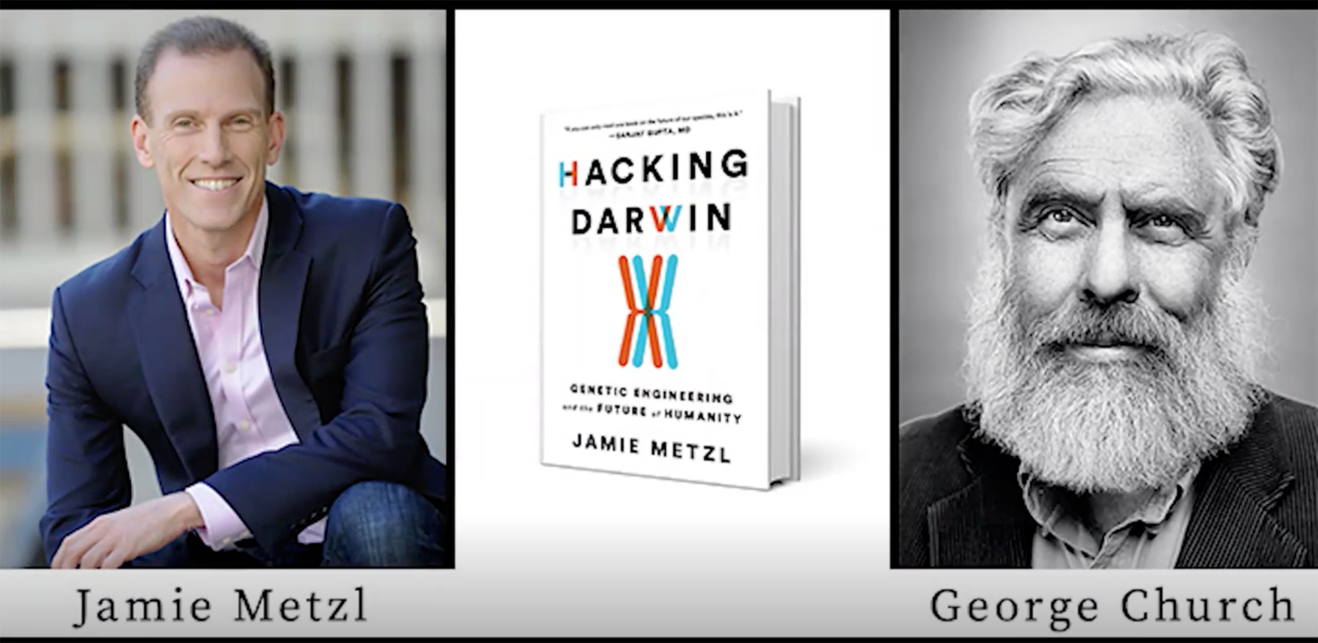 Genetic Technologies vs. The Coronavirus (and Beyond), with Jamie Metzle